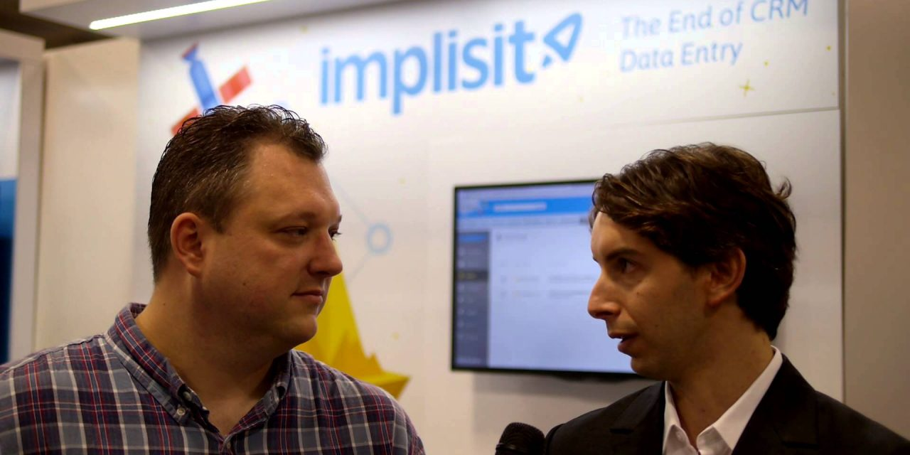 Implisit – Salesforce Email Integration and Automatic Data Entry Solution (Interview)
